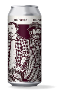 The Porter - Anspach & Hobday - Porter, 6.7%, 440ml Can