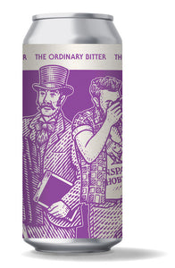 The Ordinary Bitter - Anspach & Hobday - Bitter, 3.7%, 440ml Can