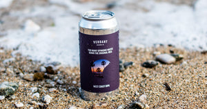 Too Many Opinions Water Down The Original Idea - Verdant Brewing Co - West Coast DIPA, 8%, 440ml Can