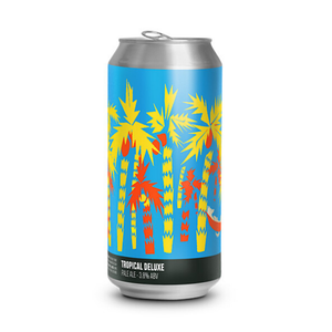 Tropical Deluxe - Howling Hops - Pale Ale, 3.8%, 440ml Can
