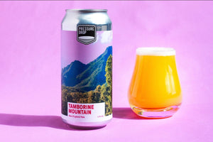 Tamborine Mountain - Pressure Drop - New England Pale Ale, 5.8%, 440ml Can