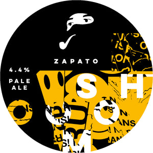 Shoom - Zapato Brewery - Pale Ale, 4.5%, 500ml Can
