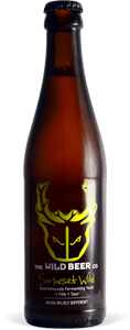 Somerset Wild - Wild Beer Co - Spotaneously Fermenting Yeast + Pale + Sour, 5%, 330ml Bottle