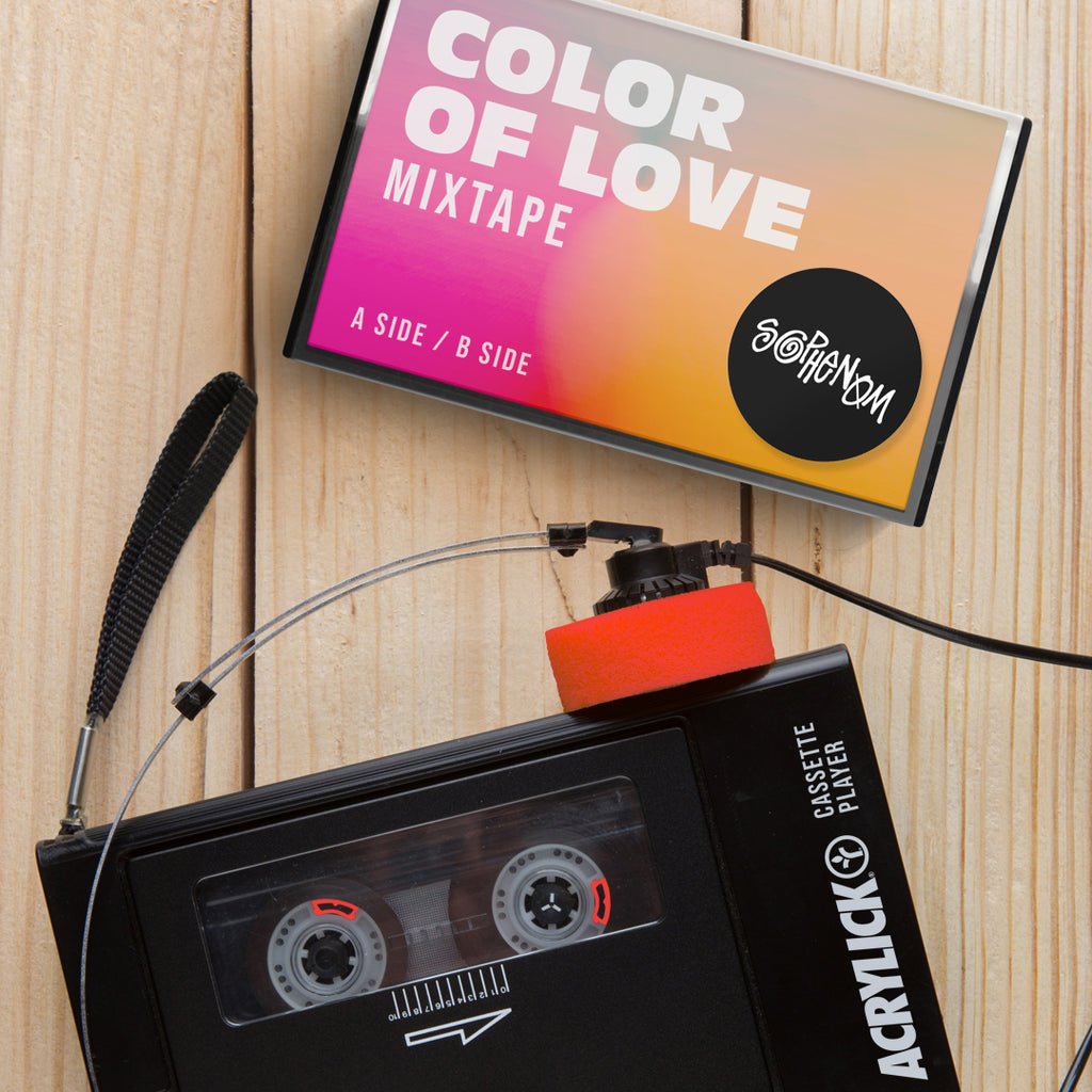 Color Of Love Mixtape