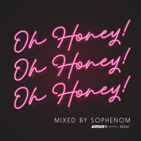 Oh Honey! A Valentine's Day Mix 2019