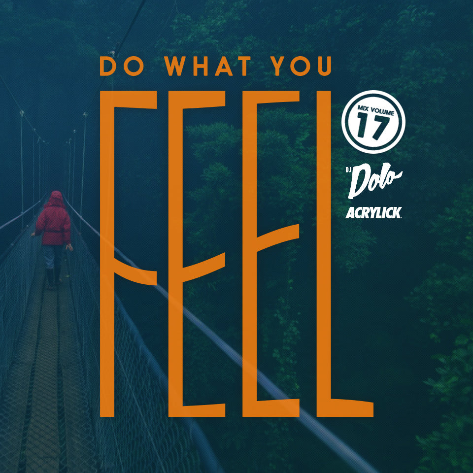 Do What You Feel Mix - #17