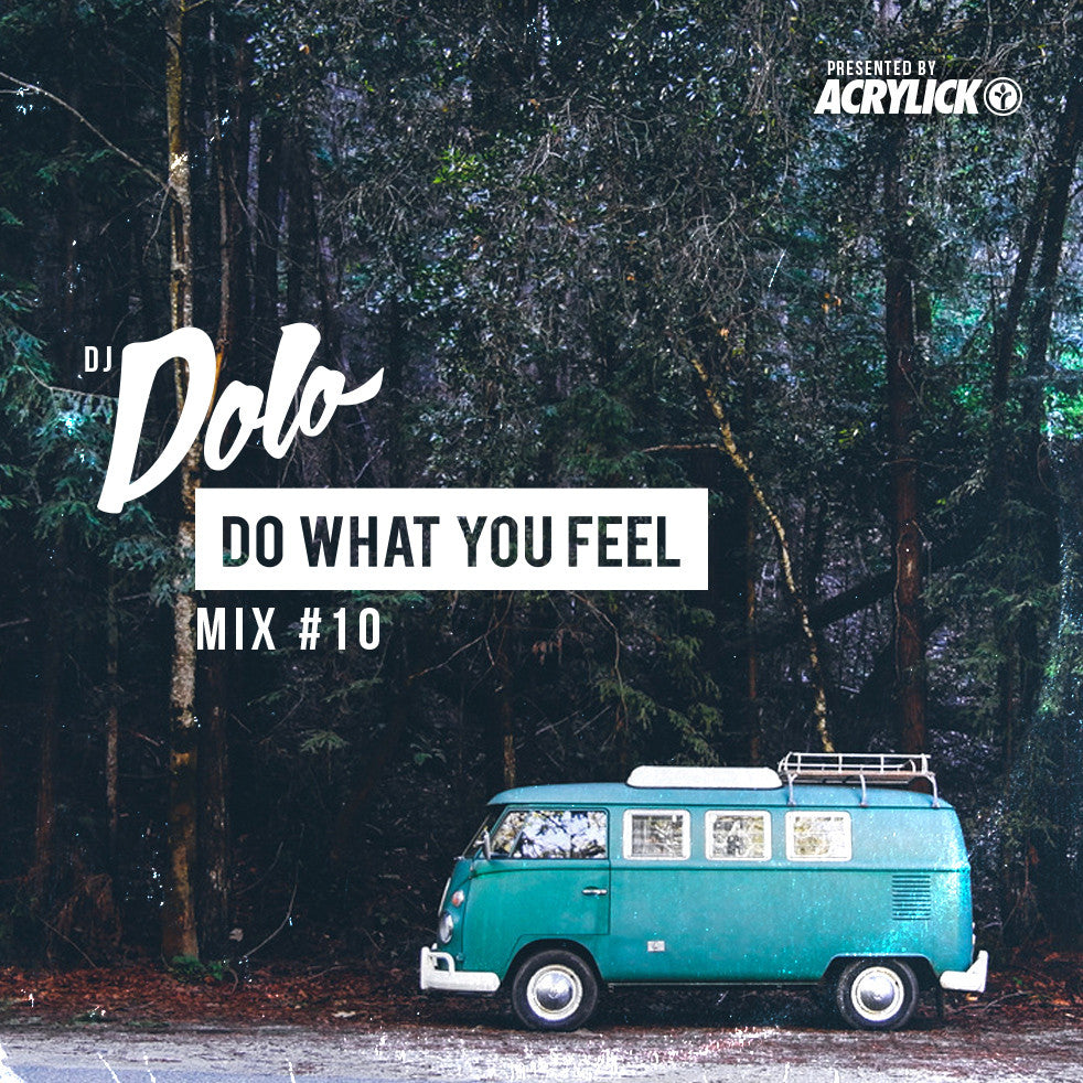 DJ Dolo - Do What You Feel #10