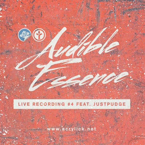 Audible Essence Mix : JUSTPUDGE