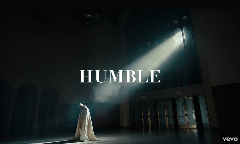 Kendrick Lamar - Humble (video)