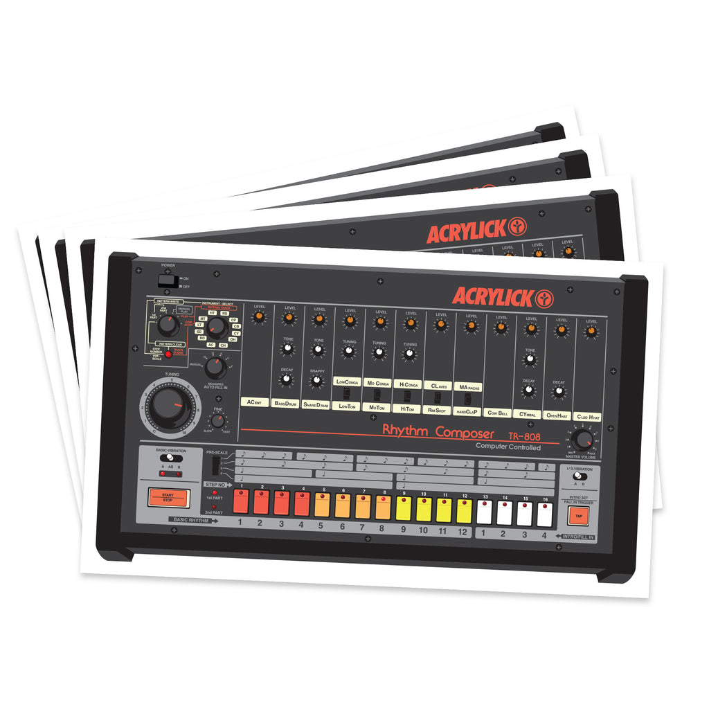 Happy 808 Day