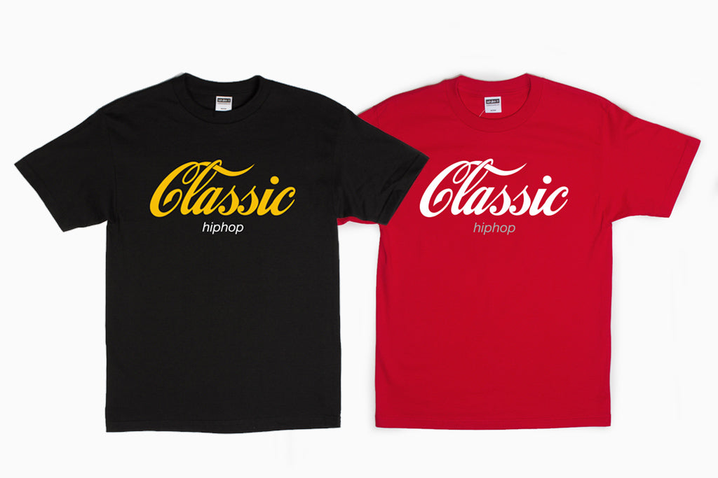 Classic Hiphop Tee