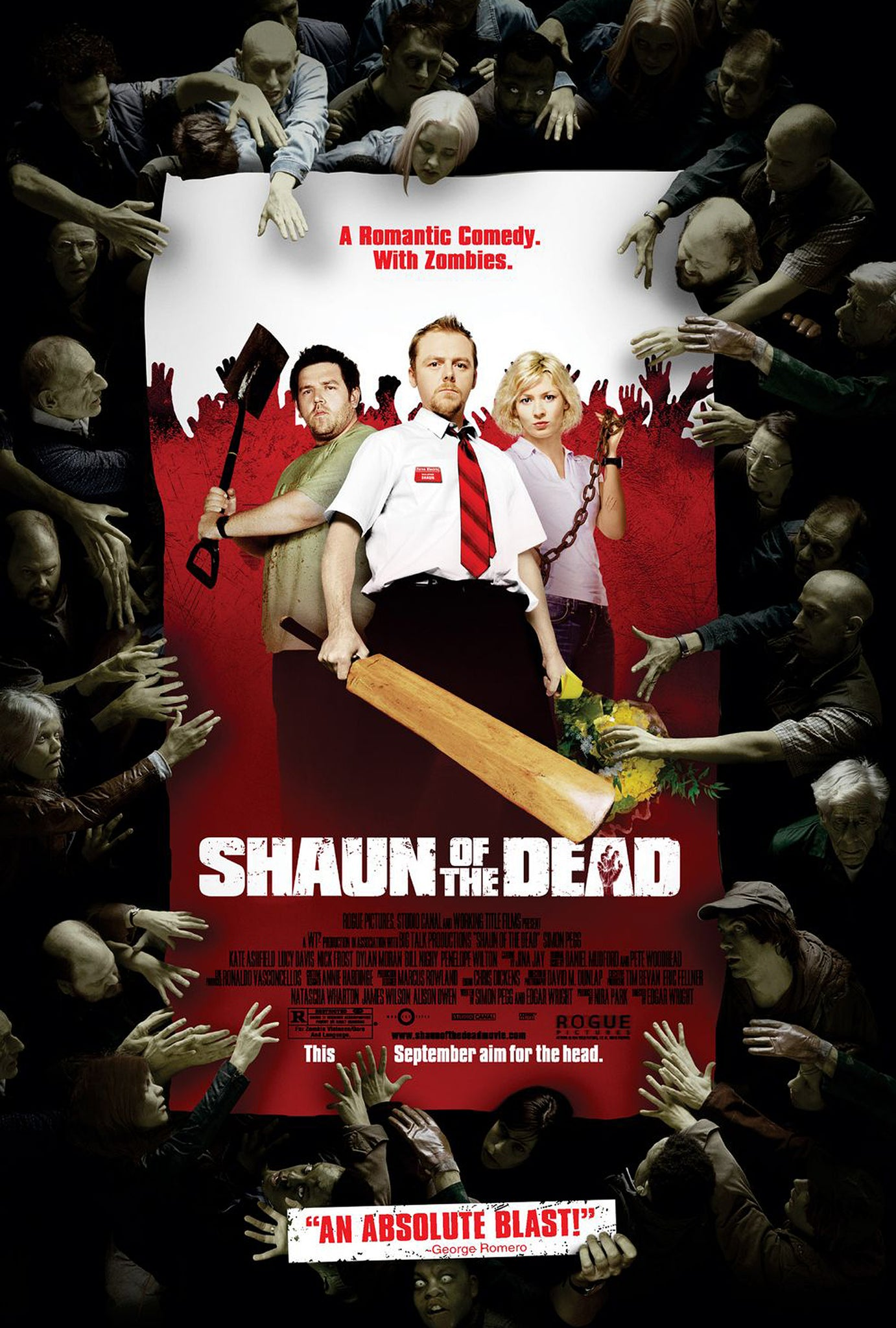 SHAWN OF THE DEAD (2004)