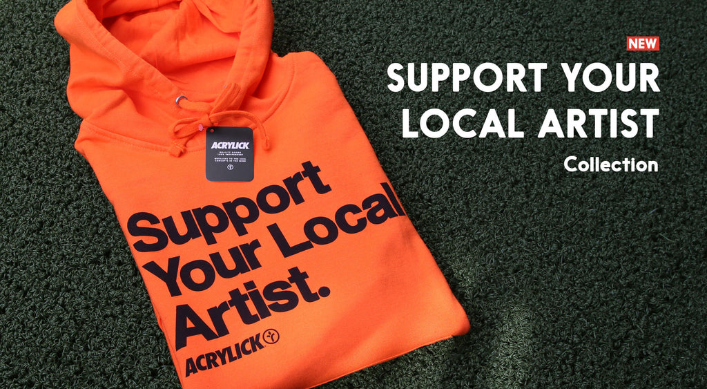 Support Your Local Artist Collection