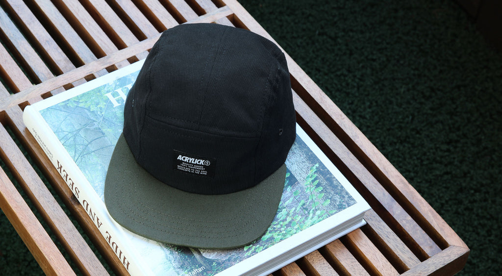 Acrylick Camper Five Panel Hat 2020