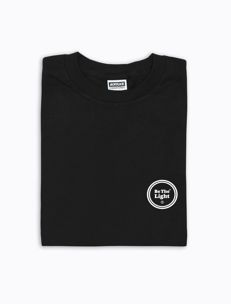 Acrylick Company - Be the light Tee - Message Tee