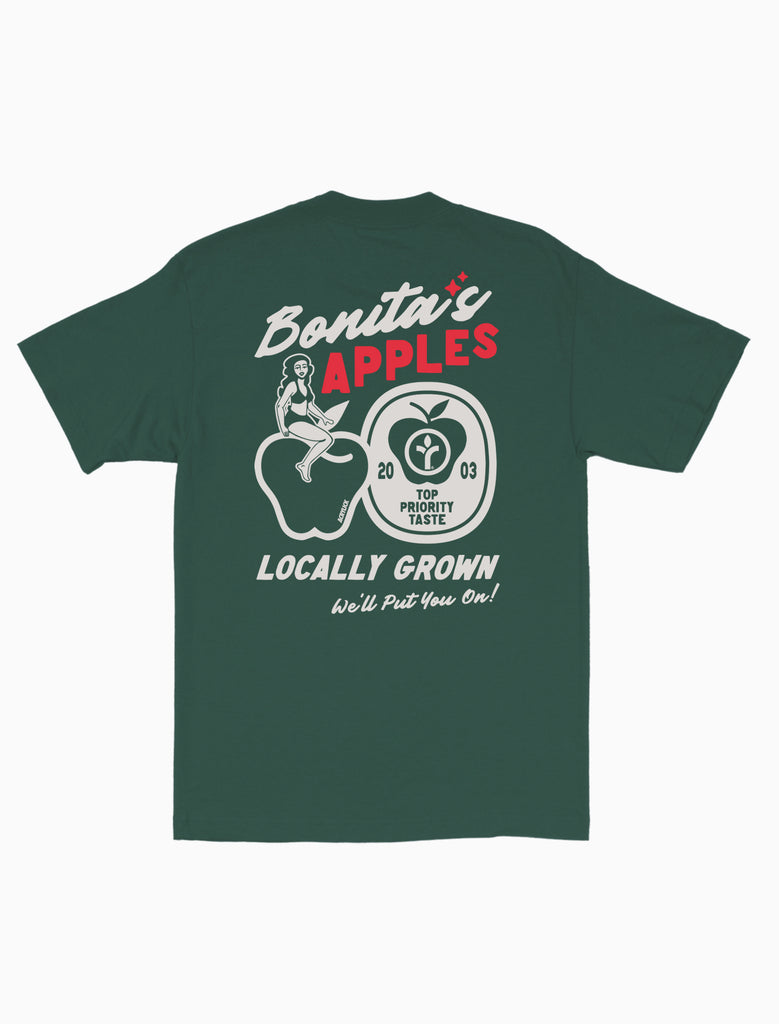 Acrylick Company - Bonita's Apples Tee - Locally Grown