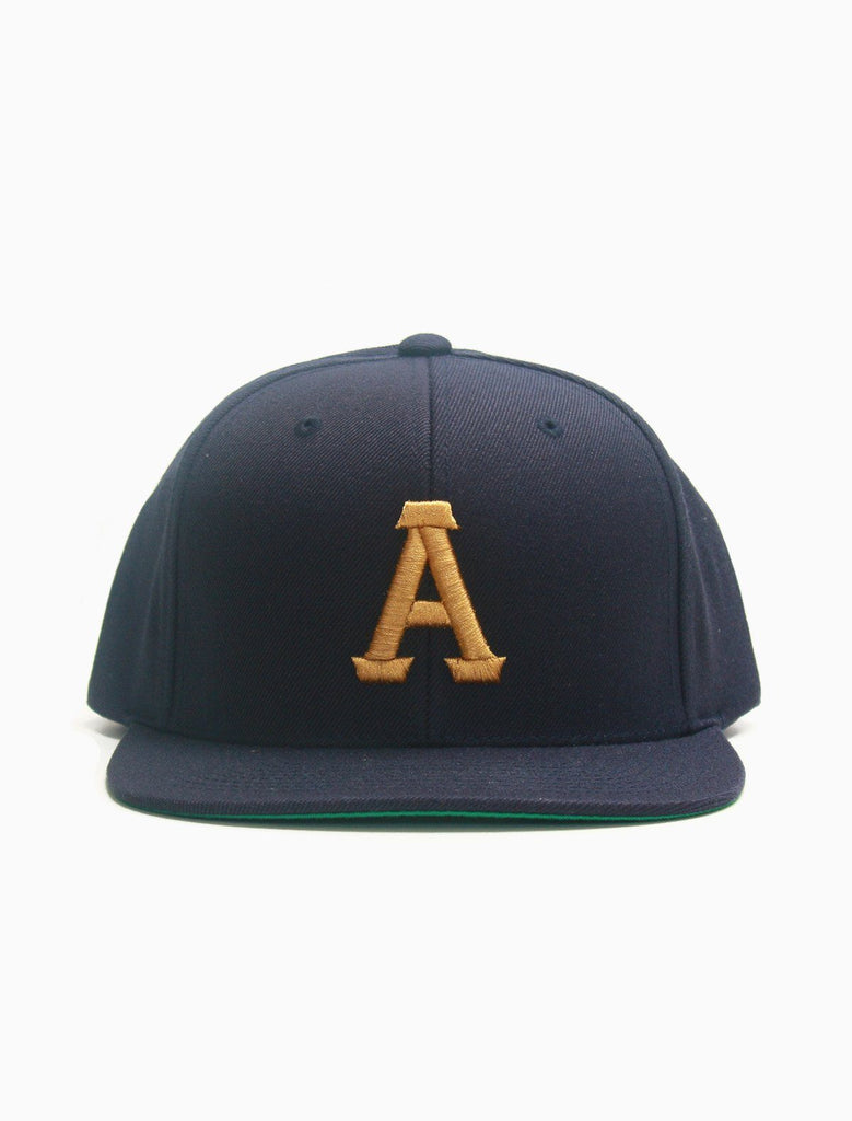Acrylick - Snapback - Hat - First Letter
