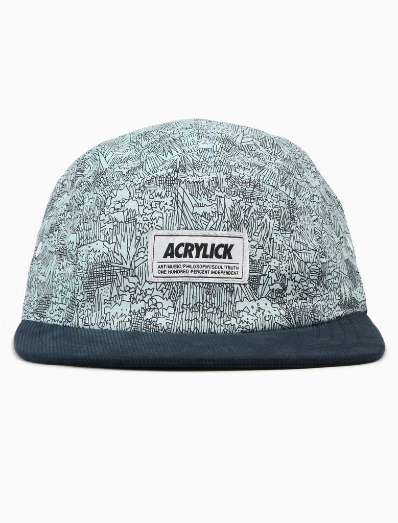 Acrylick 5 Panel Camper Made in USA - Spring Summer 2020