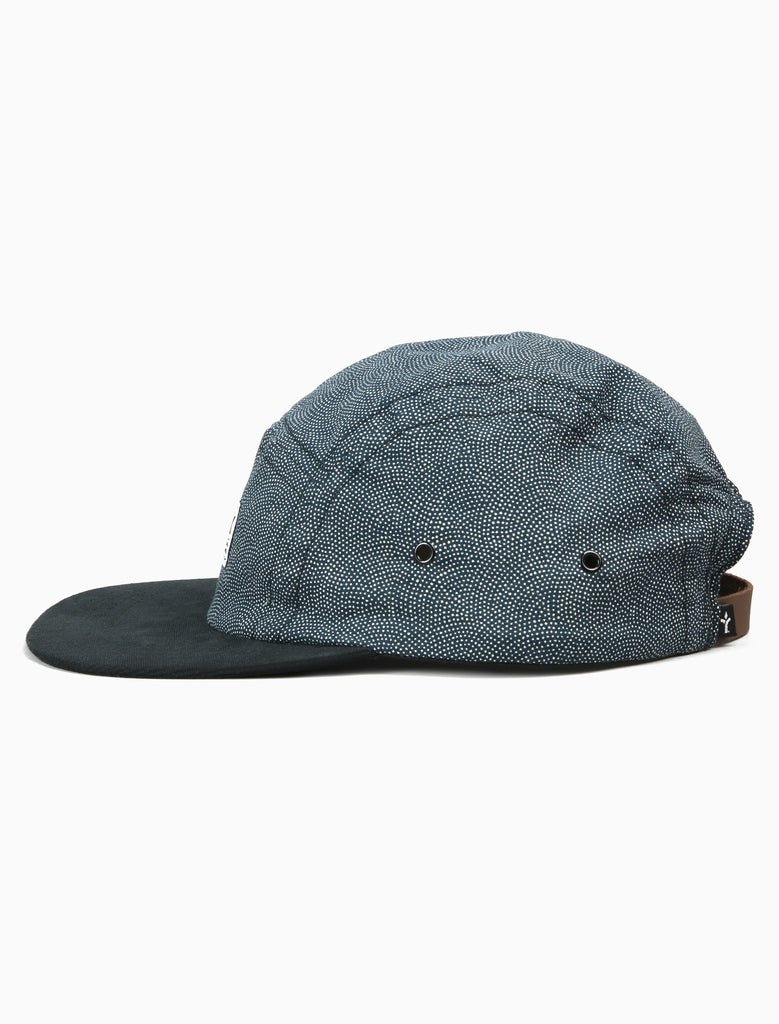 Acrylick 5 Panel Camper Indigo Made in USA - Spring Summer 2020
