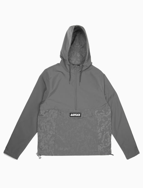 Acrylick - 2018 - Anorak - Jacket - Charcoal - Grey