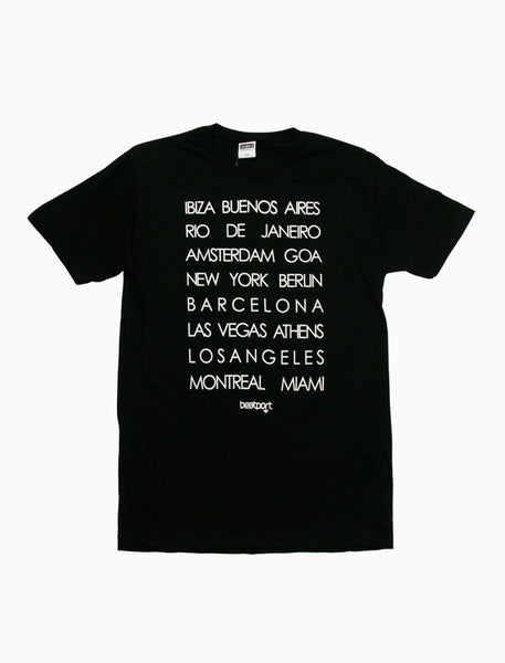 Around The World Tee - Beatport