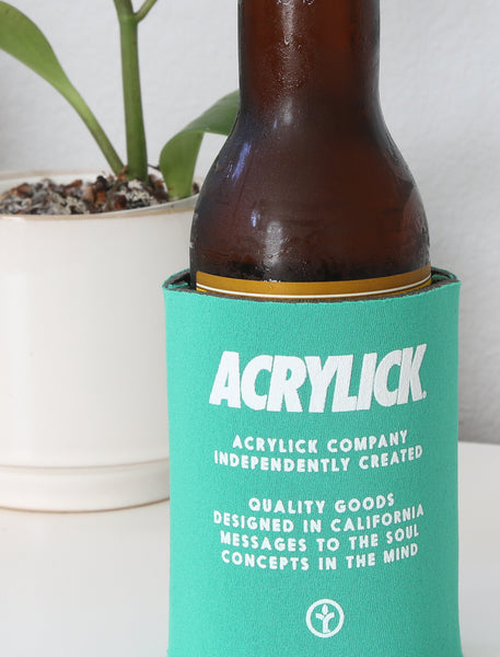 Acrylick Company -Can Cooler Koozies 12 oz