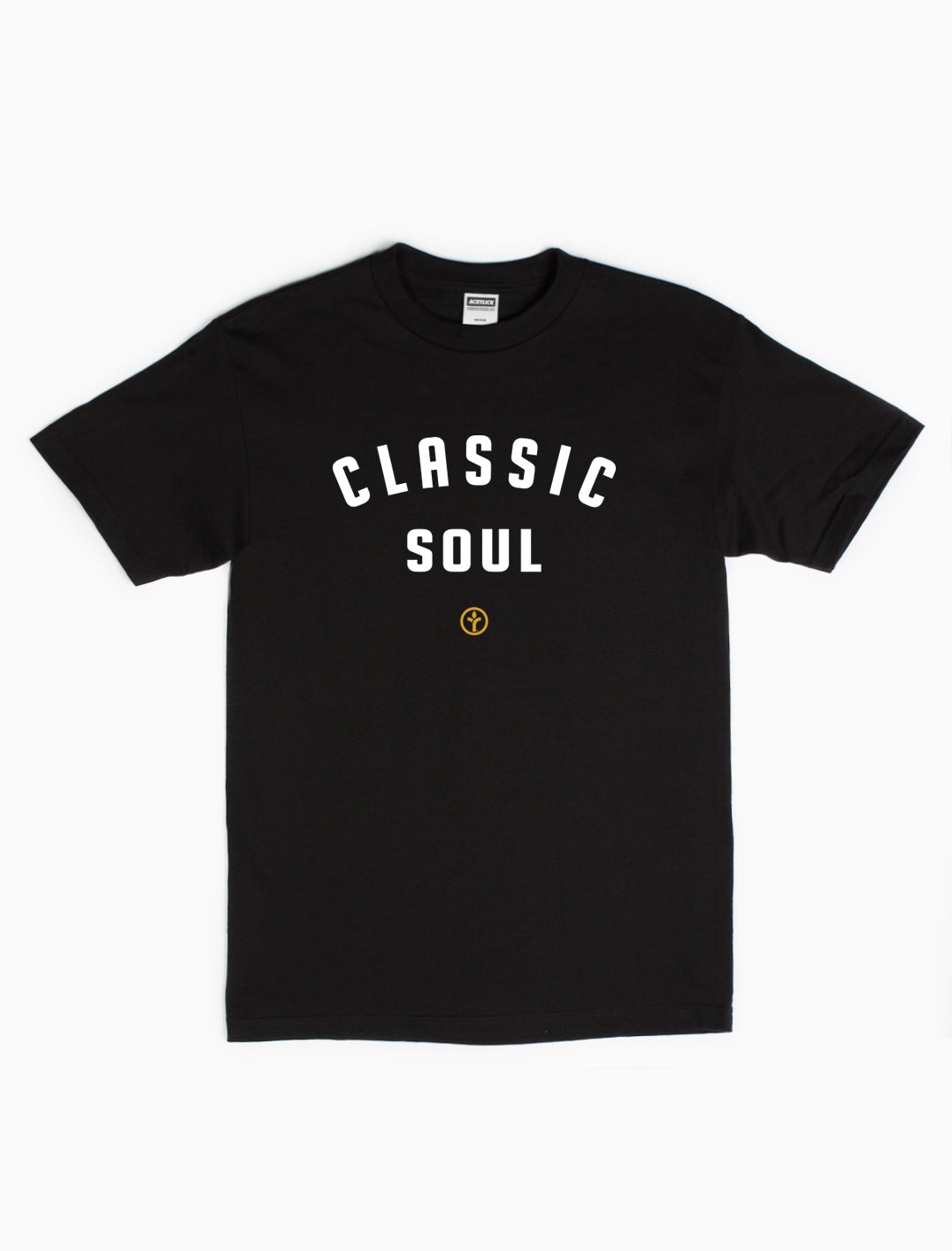 Acrylick Company - 2019 - Classic Soul Tee Short Sleeve Graphic T-Shirt (3880996110447)