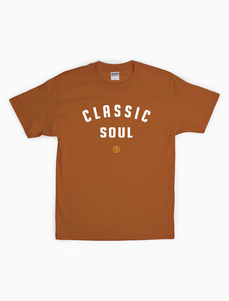 Acrylick Company - 2019 - Classic Soul Tee Short Sleeve Graphic T-Shirt