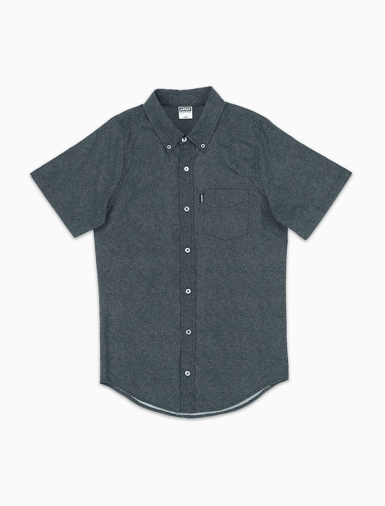 Acrylick - Cole - S/S - Button Down - Mens - Shirt