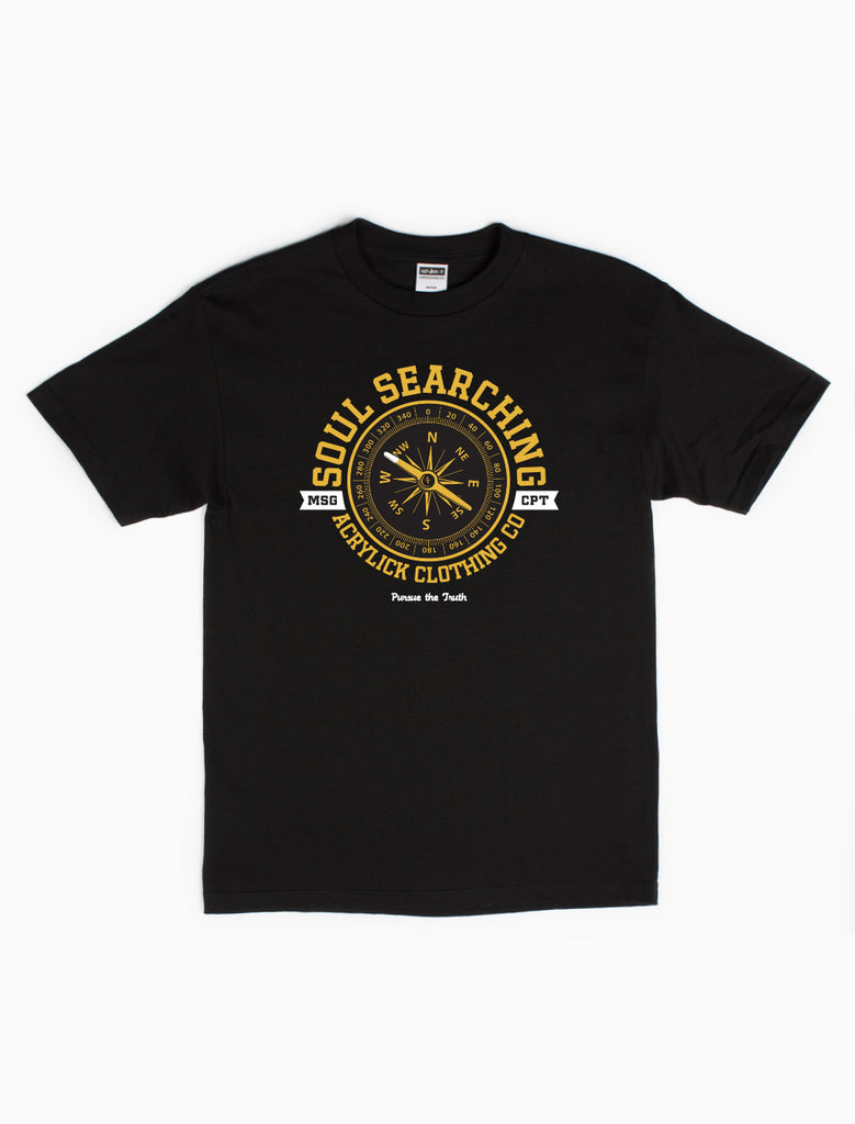 Acrylick - Compass - Soul Searching Tee