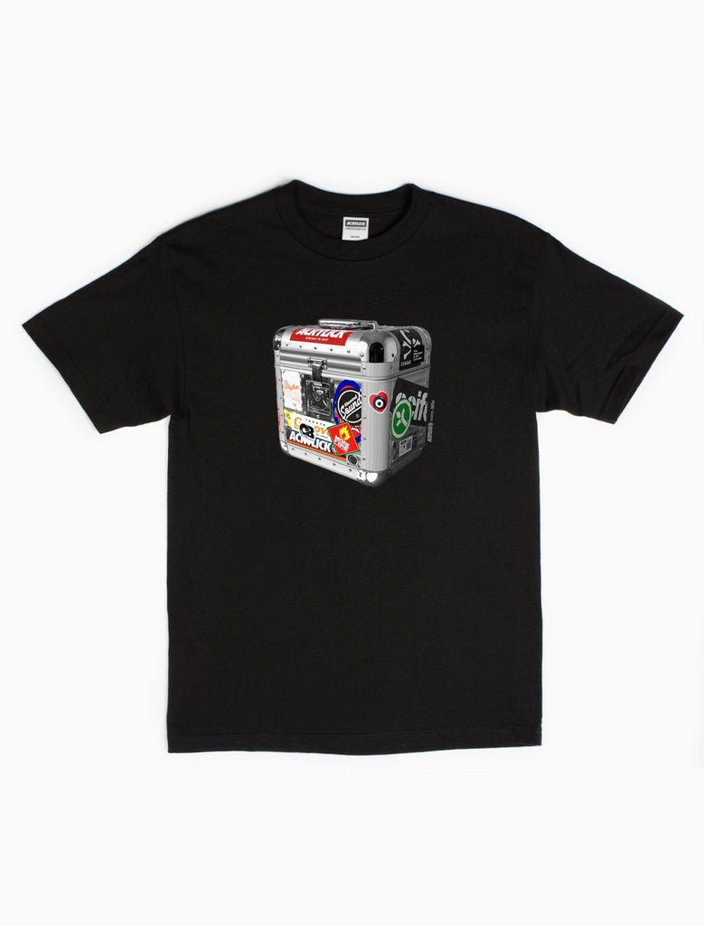 Acrylick - Erokwell Tee - Record Box T-Shirt Graphic Tee (1699176185967)
