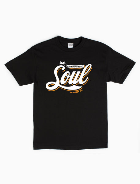 Acrylick - Follow Your Soul T-Shirt - Flying High