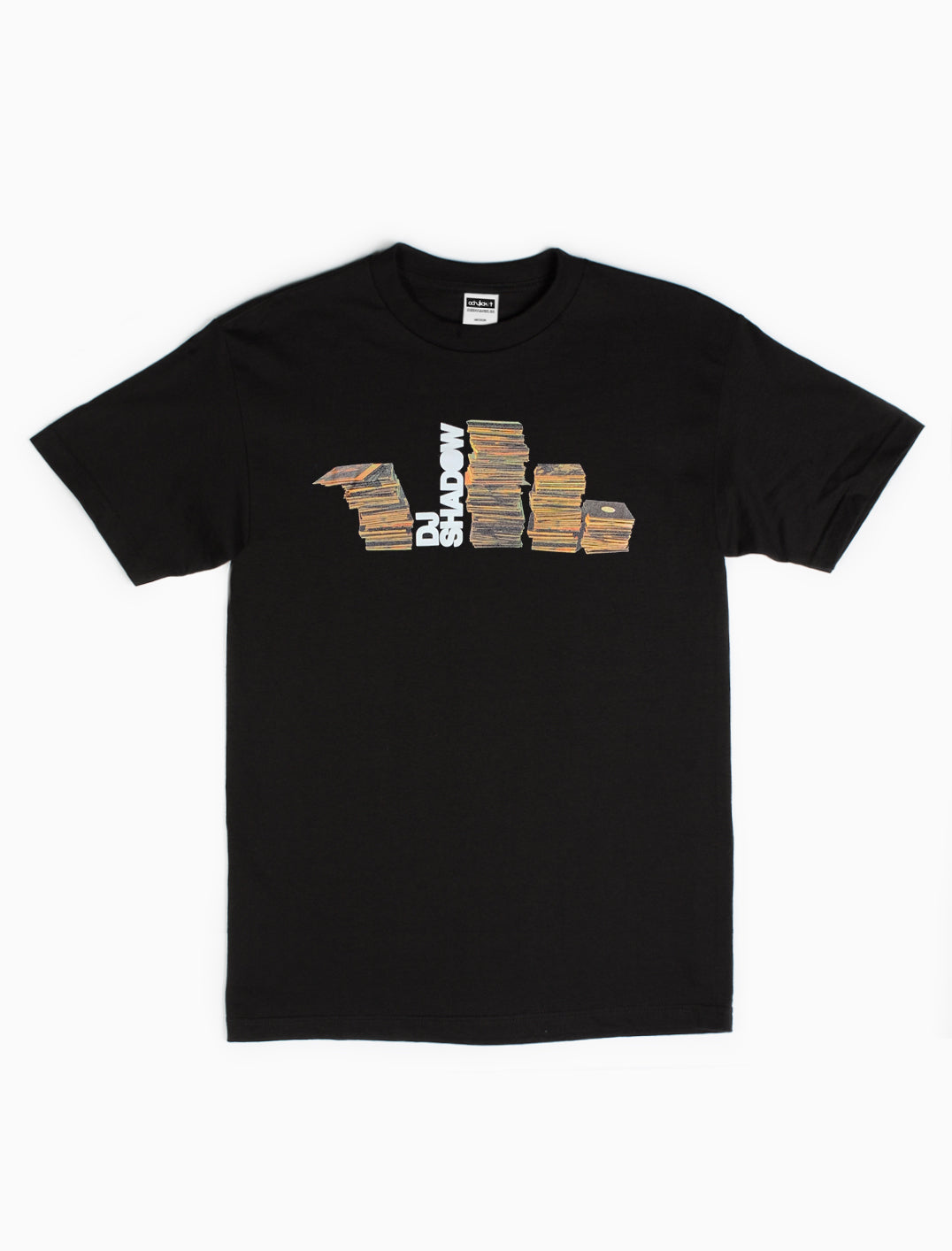 DJ Shadow Records Tee