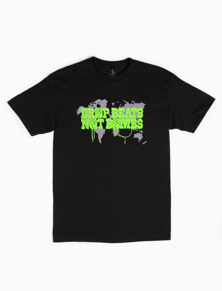 Drop Beats not Bombs Tee (4320883605615)