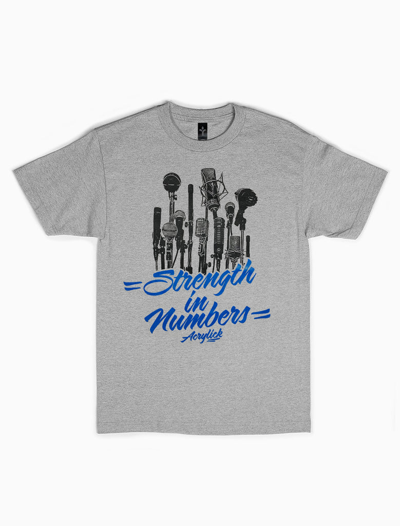 Strength in Numbers Tee (4169553379439)