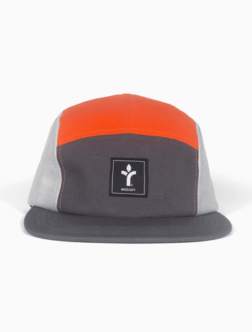Acrylick Hat - Icon Square Sunkiss - 5 Panel - Camper