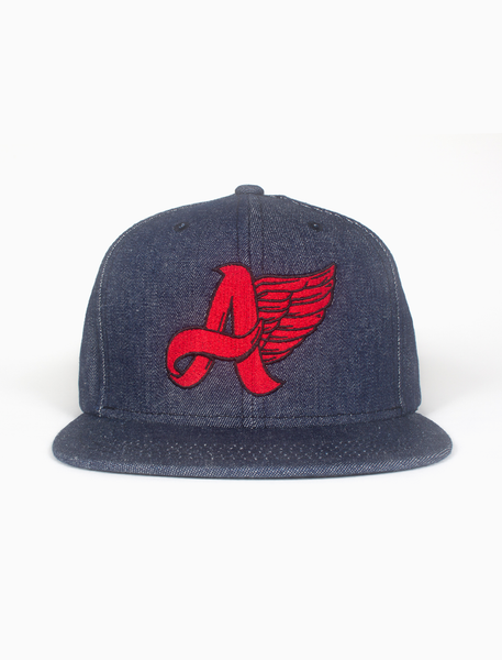 Acrylick Hat - First Class Denim Snapback