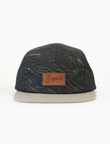 Acrylick Hat - Tiger 5 Panel
