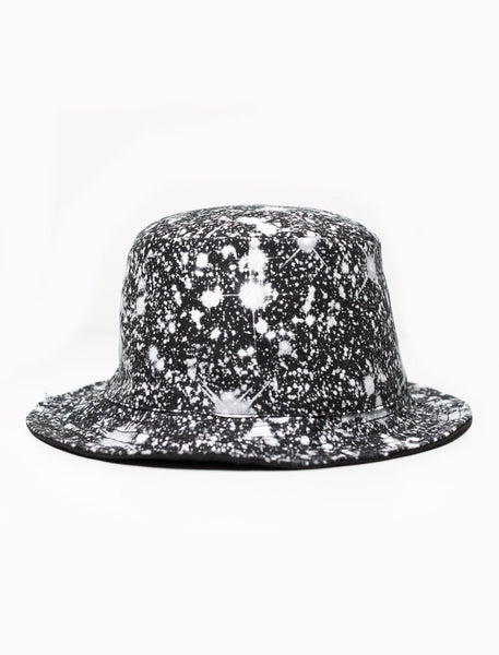 Acrylick Hat - Galaxy Bucket