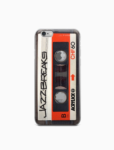 Cassette Tape - Jazz - iPhone 6/6s/6 Plus/6s Plus