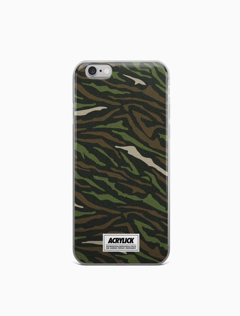 Camo - Tiger - Print iPhone 6/6s/6 Plus/6s Plus