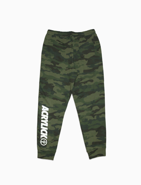 Thomas Fleece Pant Camo