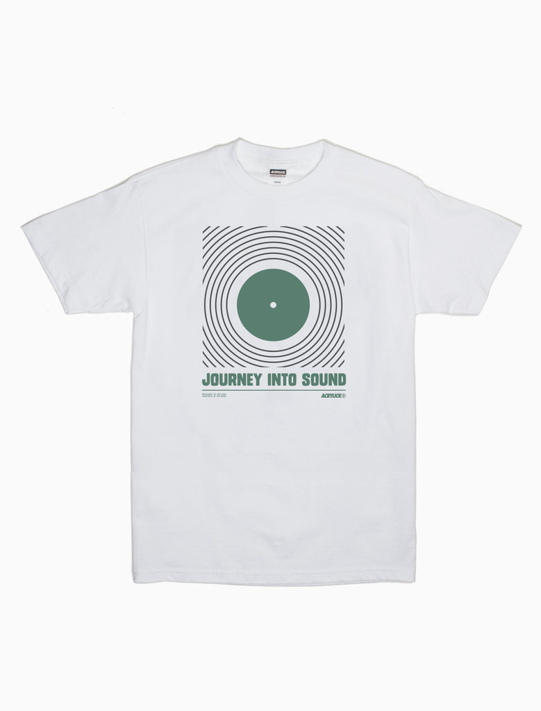Acrylick Company Graphic Tees - Journey into Sound Tee - Men's 2020