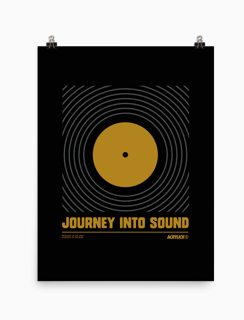 Journey into Sound Poster