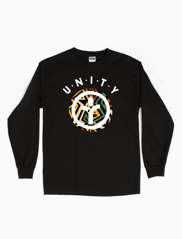 Unity Icon Long Sleeve Tee