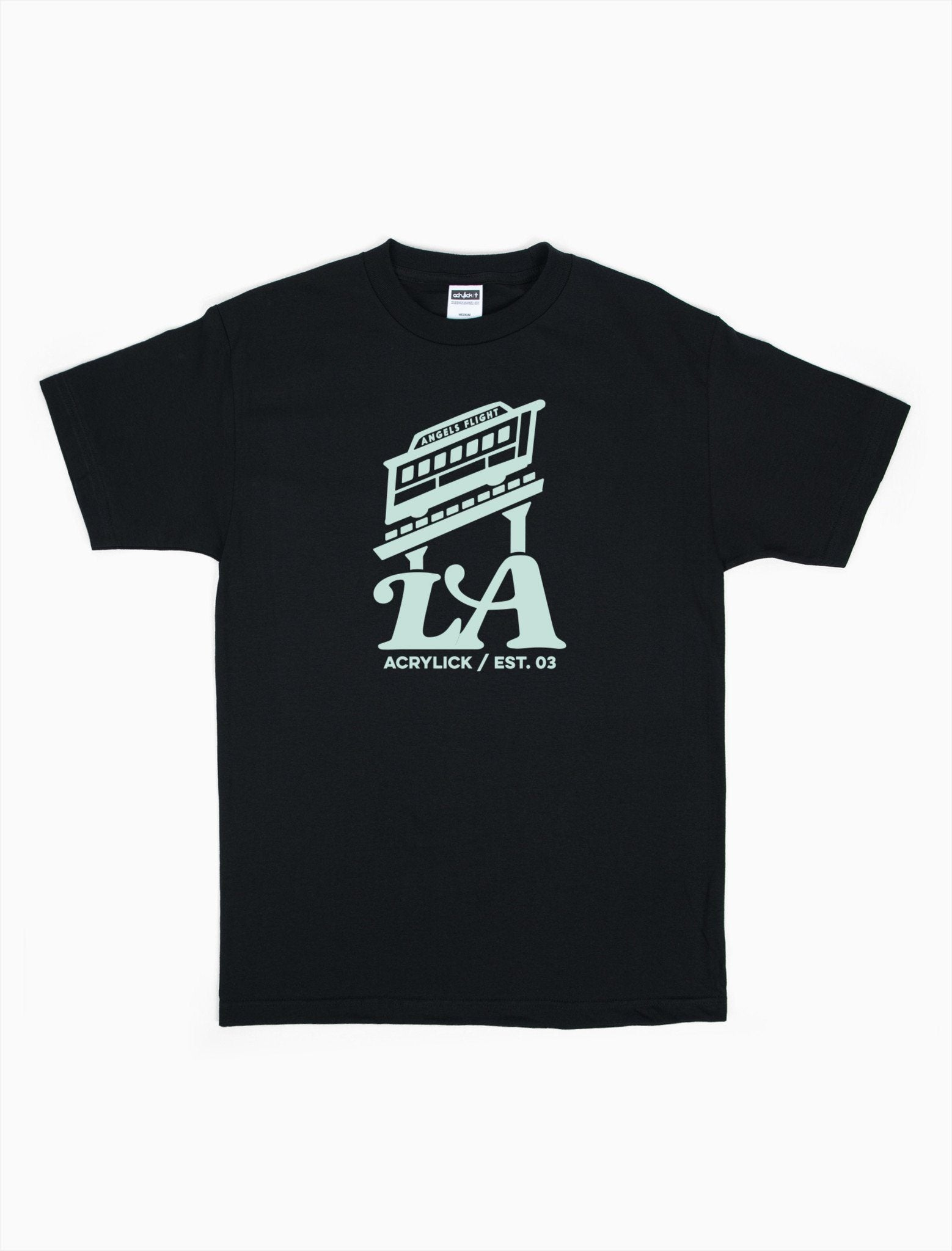 Acrylick - Angles Tee - LA - Trolley