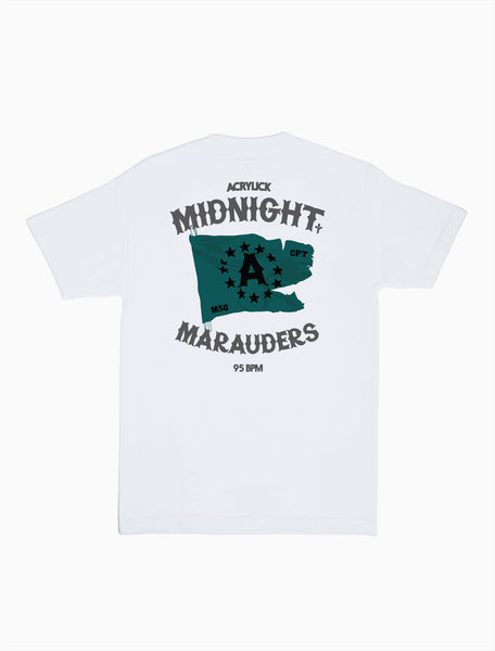 Acrylick - Midnight Marauders Tee - Flag
