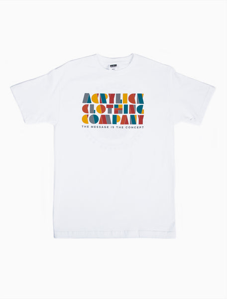 Acrylick - Shapes Logo Tee