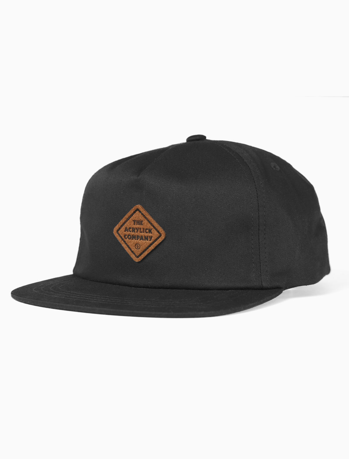 Acrylick Company - Midnighters Snapback Black