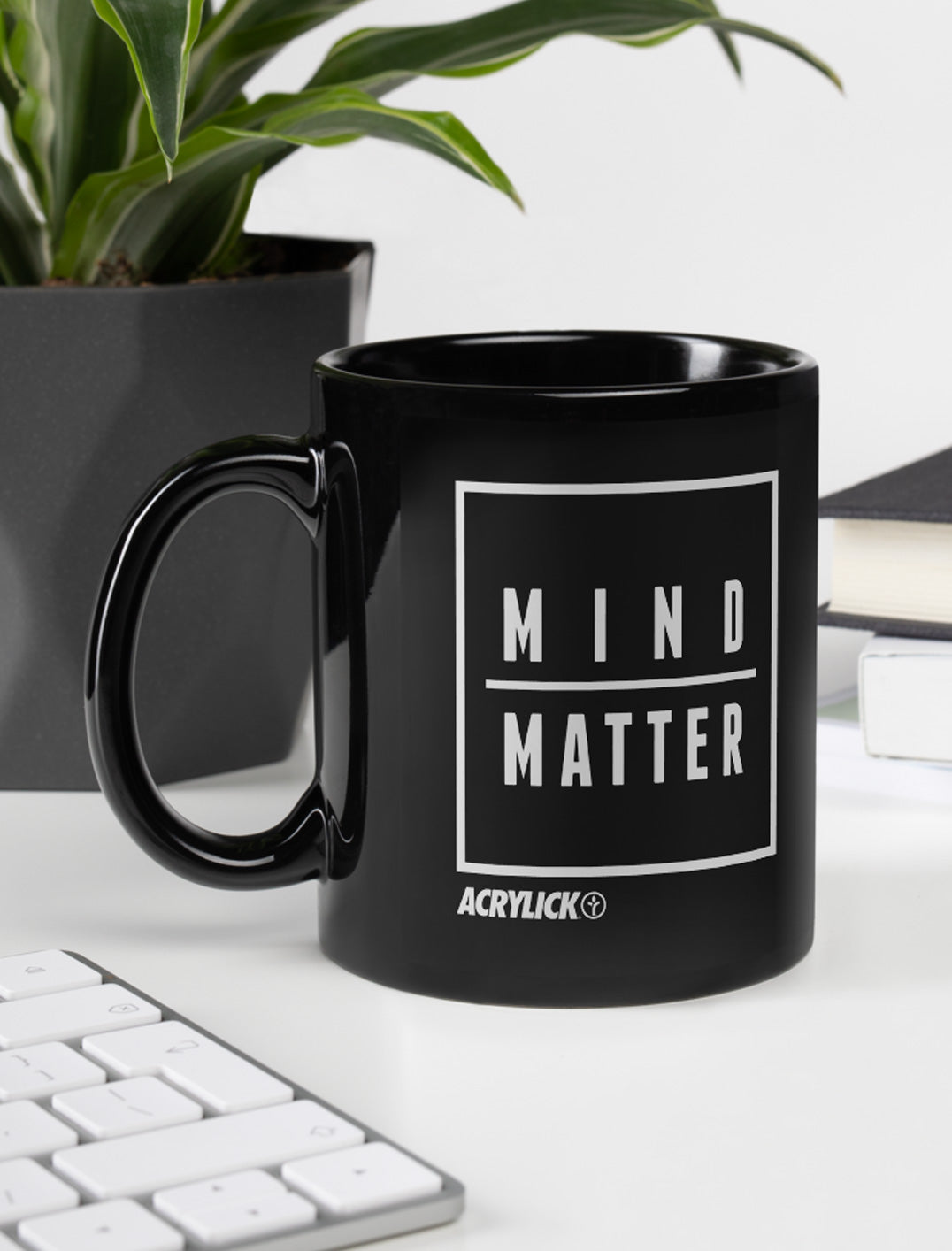 Mind Over Matter Mug (11oz) (4339773046895)